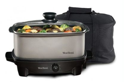 Picture of West Bend Oblong Slow Cooker