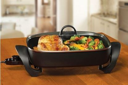 Picture of Focus Electrics Electric Skillet