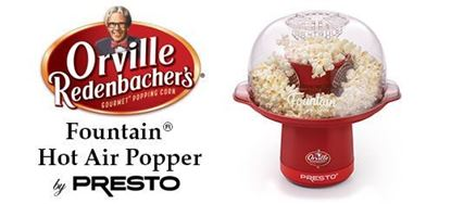 Picture of Orville Redenbacher's Fountain Hot Air Popper