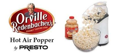 Picture of Presto Orville Redenbacher's 04821 Popcorn Maker