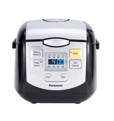 Picture of 4 Cup (uncooked) Microcomputer Controlled Rice Cooker