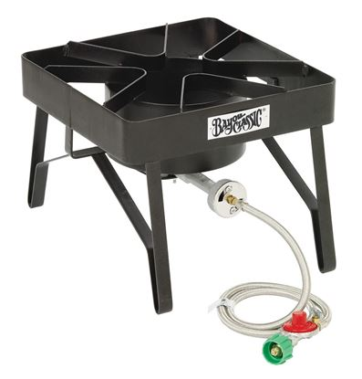 Picture of Bayou Classic Brew Cookers (Steel or Stainless)
