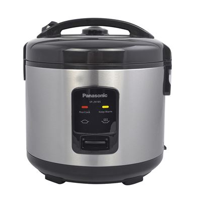 Picture of Panasonic 10 Cup (uncooked) Automatic Rice Cooker  - SR-JN185