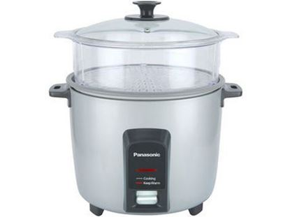 Picture of Panasonic Automatic Rice Cooker and Vegetable Steamer