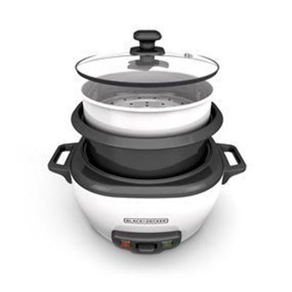 Picture of Black & Decker 3-Cup Rice Cooker