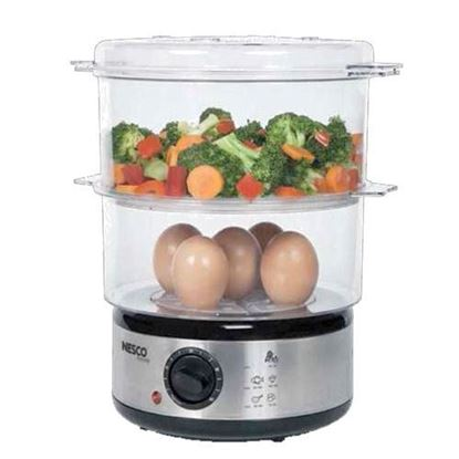 Picture of Nesco 5Qt 400w Food Steamer