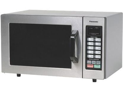Picture of Panasonic NE-1054F 1000 Watt Commercial Microwave Oven