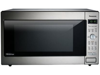 Picture of 2.2 Cu. Ft. Built-In/Countertop Microwave Oven with Inverter Technology™