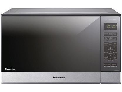 Picture of 1.2 Cu. Ft. 1200W Built-In/Countertop Microwave Oven with Inverter Technology™ - Stainless Steel