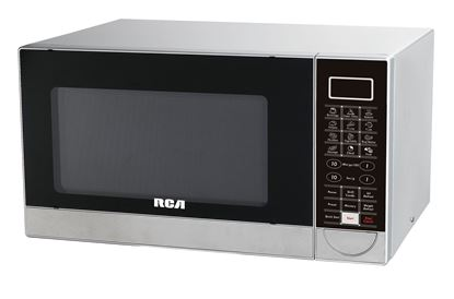 Picture of 1.1 CU FT STAINLESS STEEL DESIGN MICROWAVE WITH GRILL FEATURE