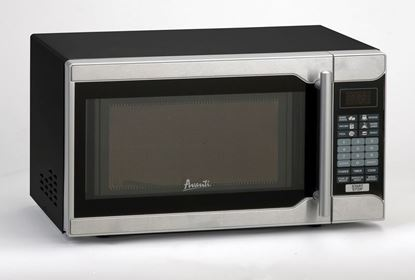Picture of Model MO7103SST - 0.7 CF Touch Microwave - Black Cabinet w/Stainless Steel Front