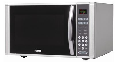 Picture of 1.1 CU FT STAINLESS STEEL DESIGN MICROWAVE