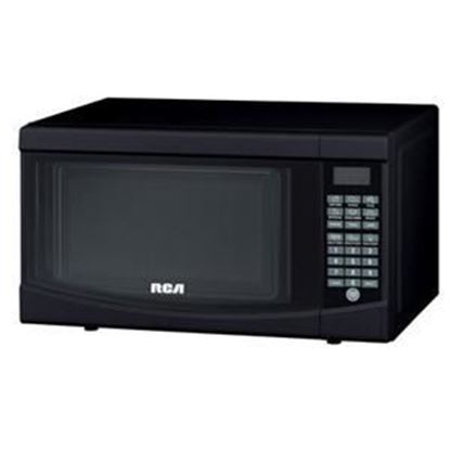 Picture of RCA 0.7 CU Ft Microwave Black