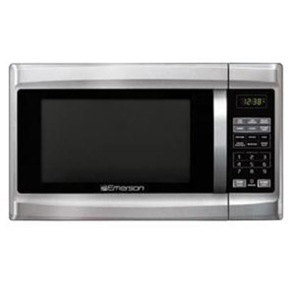 Picture of Emerson Touch Control 1.3 CF Microwave Oven - Stainless Steel