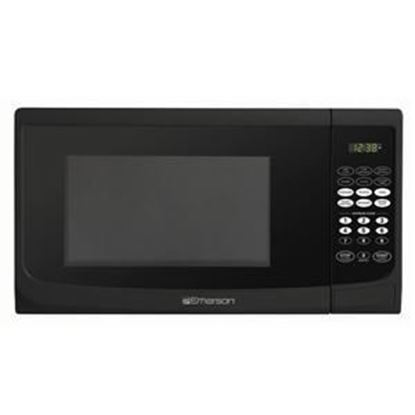 Picture of Emerson 0.9 CF Microwave Oven - Black