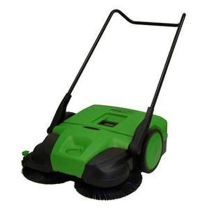 "Picture of Bissell 31"" Deluxe Triple Brush Push Power Sweeper"