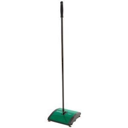 Picture of Bissell BigGreen Commercial Manual Sweeper with Corner Brushes
