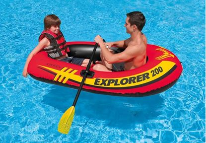 Picture of Intex Explorer 200 Boat Set