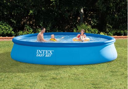 "Picture of Intex 15' x 33"" Easy Set Pool Set"