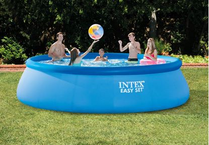 "Picture of Intex 15'x42"" Easy Set Pool Set"