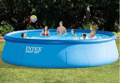 "Picture of Intex 18'x48"" Easy Set Pool Set"