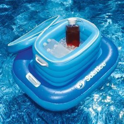Picture of Solstice CoolCat Inflatable 2-Piece Cooler Float