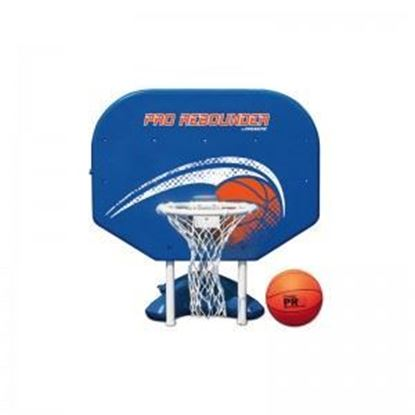 Picture of Pro Rebounder Poolside Basketball Game