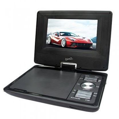 "Picture of 7"" DVD player with TV Tuner"
