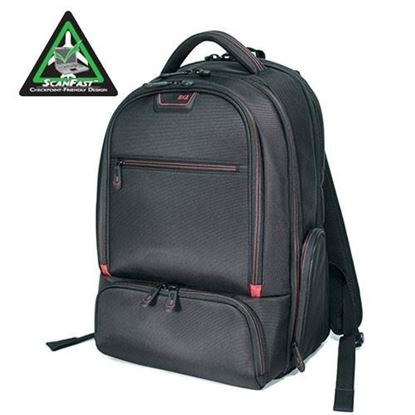 "Picture of Professional Backpack - 16"" - Black"