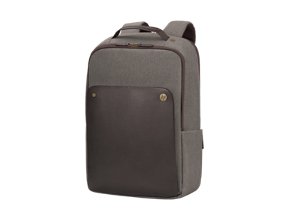 Picture of HP 15.6 Executive Brown Backpack