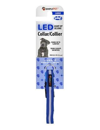 Picture of LED Flashing Dog Collar