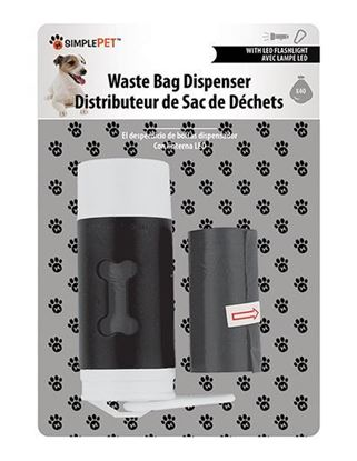 Picture of Waste Bag Dispenser w/Flashlight