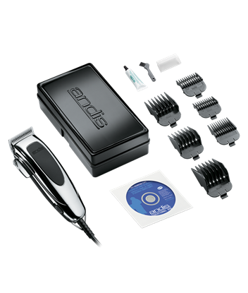 Picture of EasyClip Whisper™ 12-Piece Adjustable Blade Clipper Kit