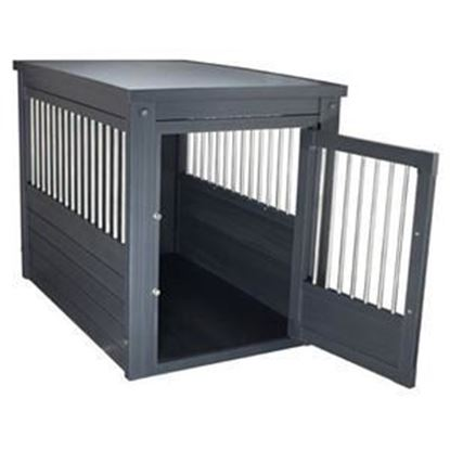 Picture of ecoFLEX Habitat'N'Home InnPlace Crate with Stainless Steel Spindles - Medium