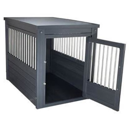 Picture of ecoFLEX Habitat'N'Home InnPlace Crate with Stainless Steel Spindles - Large