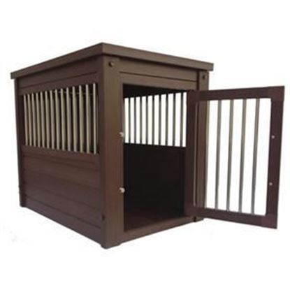 Picture of ecoFLEX Habitat'N'Home InnPlace Crate with Stainless Steel Spindles - Extra Large