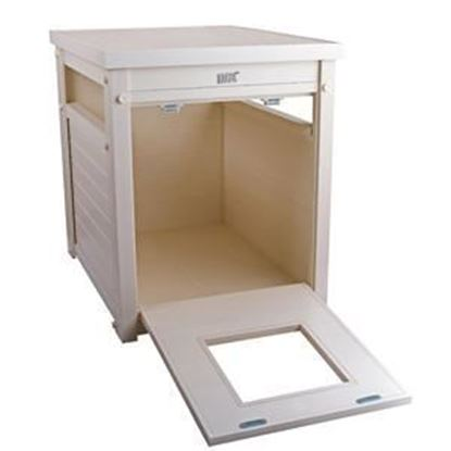 Picture of ecoFLEX Habitat N' Home Litter Loo and Jumbo Litter Loo