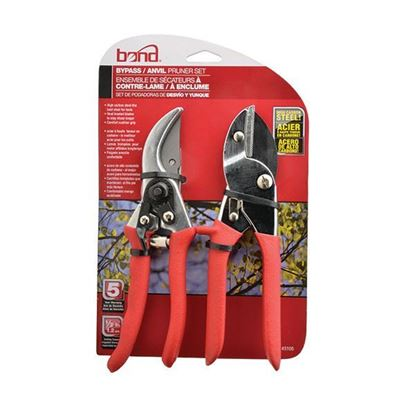 Picture of Bypass/Anvil Pruner Combo Set