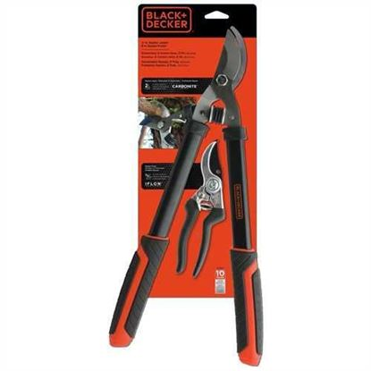 Picture of Black & Decker Lopper Pruner Combo Pack