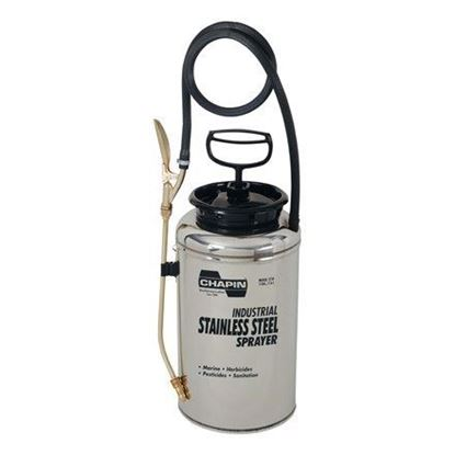 Picture of 2-Gallon Industrial Stainless Steel Sprayer