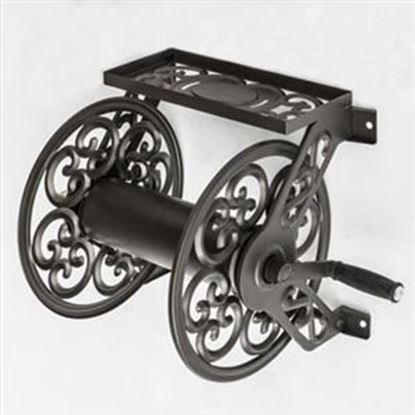 Picture of Decorative Wall Mounted Hose Reel (3 Models)