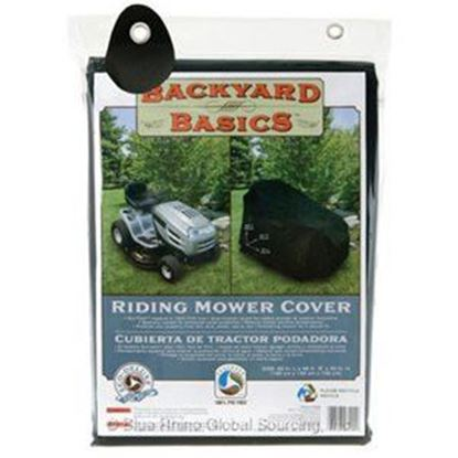 Picture of Backyard Basics Riding Mower Cover