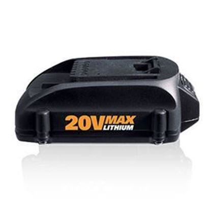 Picture of Worx 20V MaxLithium Battery