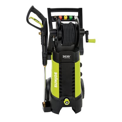 Picture of Sun Joe 2030 PSI 1.76 GPM 14.5-Amp Electric Pressure Washer with Hose Reel