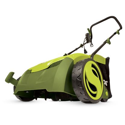Picture of Sun Joe 13-Inch 12-Amp Electric Scarifier + Lawn Dethatcher w/ Collection Bag