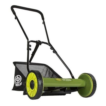 Picture of Sun Joe 16-Inch Manual Reel Mower with Catcher