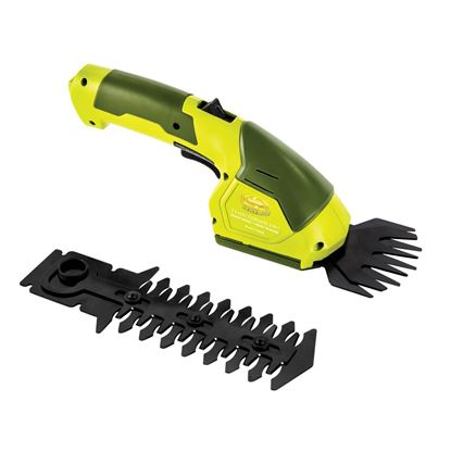 Picture of Sun Joe 7.2 V Cordless 2-In-1 Grass Shear + Hedge Trimmer
