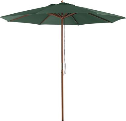 Picture of Green 9' Market Umbrella