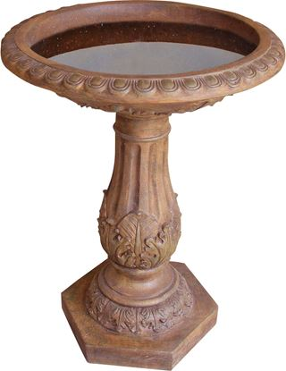 Picture of Outdoor Garden Birdbath - Torrie