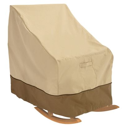 Picture of Veranda Patio Rocking Chair Cover - Durable and Water Resistant Outdoor Furniture Cover